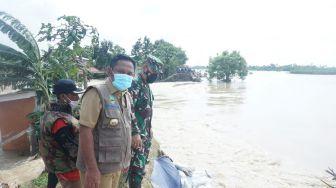 Tanggul Sungai Citarum Jebol, 1.500 Korban Banjir Bekasi Belum Dievakuasi