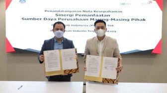 Telkom dan KITB Dukung Percepatan Digitalisasi Smart Industrial Estate