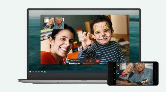 Terbaru, Cara Video Call WhatsApp dari Laptop