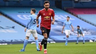 Man United Patahkan Rekor Man City, Bruno Fernandes: Sempurna