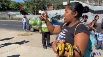 Alami Hiperinflasi, Barter Makanan Jadi Solusi Warga Venezuela Atasi Krisis