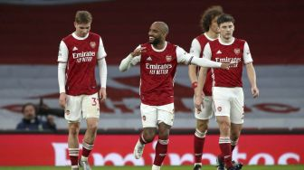 Link Live Streaming Sheffield vs Arsenal, Liga Inggris 12 April 2021
