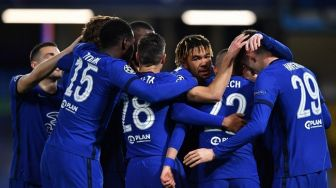 Chelsea Vs Man City: Menang 1-0, The Blues Melaju ke Final Piala FA