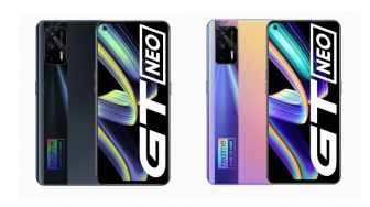 Bocoran Anyar Realme GT Neo Flash Edition, Bawa Charger 65W?