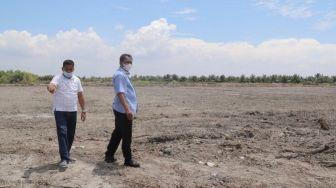 Pemkab Sergai Target Cetak 1.000 Hektare Lahan Persawahan Baru