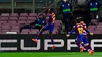 Hasil Bola Tadi Malam: Lingard Gemilang hingga Barcelona Menang