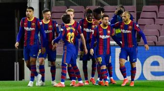Link Live Streaming Barcelona vs Celta Vigo, Liga Spanyol 16 Mei 2021
