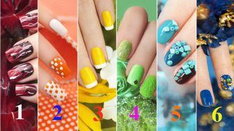 Tes Kepribadian: Nail Art Favorit Akan Ungkap Sisi Terbaikmu