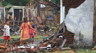 1.285 Rumah Rusak Gegara Gempa, Kecamatan Ampelgading Paling Parah di Malang