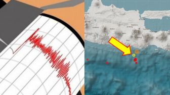BMKG Catat 8 Gempa Aftershocks di Malang