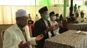 JQH Nahdlatul Ulama Jatim dan Para Ahli Quran Doakan Korban Gempa Malang