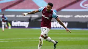 West Ham vs Leicester: Lingard Bawa The Hammers Menang 3-2