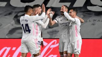 Link Live Streaming Cadiz Vs Real Madrid, Liga Spanyol 22 April