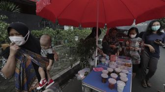 Jadwal Buka Puasa Kota Tangerang Senin 10 Mei 2021