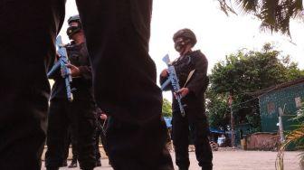 Kronologis Terduga Teroris Ditembak Mati saat Serang Polisi Pakai Parang