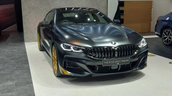 Best 5 Oto: BMW 840i Gran Coupe Golden Thunder Edition, Suzuki Gixxer 250