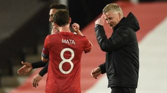 AS Roma Vs Manchester United: Final di Depan Mata, Ole Pantang Jemawa