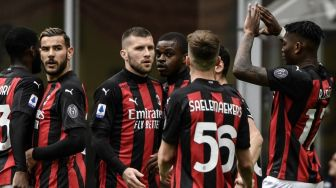 Link Live Streaming Torino vs AC Milan