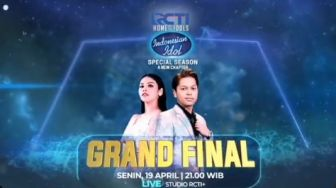 Grand Final Indonesian Idol 2021: Jadwal Tayang dan Link Live Streaming