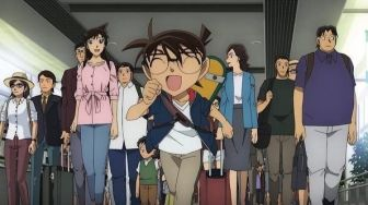 Bocoran Film Detective Conan: The Scarlet Bullet
