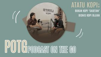 Podcast On The Go: Tren Bisnis Coffee Shop, Omset dan Perilaku Barista