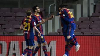 Link Live Streaming Levante Vs Barcelona, Liga Spanyol 12 Mei