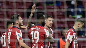 Link Live Streaming Atletico Madrid vs Osasuna, Liga Spanyol 21 Mei 2021