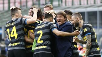 Link Live Streaming Inter vs Sampdoria, Liga Italia 8 Mei 2021