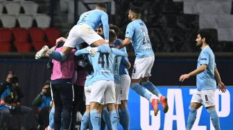 Link Live Streaming Manchester City vs PSG Semifinal Liga Champions