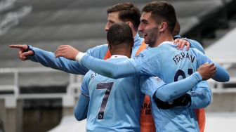Link Live Streaming Brighton Vs Manchester City, Liga Premier 19 Mei