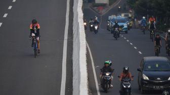 Ombudsman Jakarta: JLNT sebagai Kawasan Khusus Pesepeda Tak Miliki Legalitas