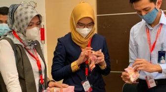 Ketiga Kalinya, Tersangka Korupsi Jalan Pelabuhan Ogan Ilir Kembalikan Uang