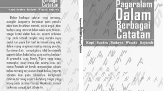 HUT Pagaralam ke 20 Tahun, 12 Penulis Hadiahi Buku Pagaralam Dalam Berbagai Catatan