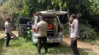 Banyak Bercak Darah, Motor Diduga Milik Korban Pembunuhan di Tanggamus Ditinggal Seseorang