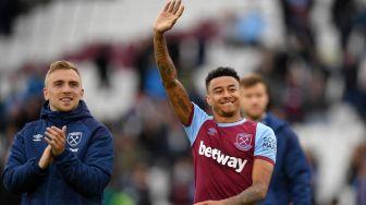 Catatan Rahasia Kebangkitan Performa Jesse Lingard di West Ham Musim Lalu