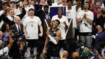 Milwaukee Bucks Kampiun Musim 2020-2021, Berikut Daftar Juara NBA dari Masa ke Masa