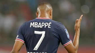 Saga Transfer Kylian Mbappe, PSG Serang Balik Real Madrid