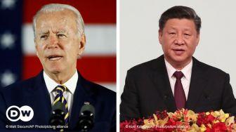 Joe Biden dan Xi Jinping Bicara Lewat Telepon, Apa yang Mereka Bahas?