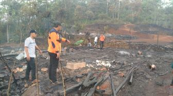Permukiman Warga Baduy Terbakar Hingga Kerugian Capai Rp820 Juta, Apa Saja yang Terbakar?