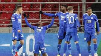 Spartak Moscow vs Leicester: Patson Daka Borong 4 Gol The Foxes