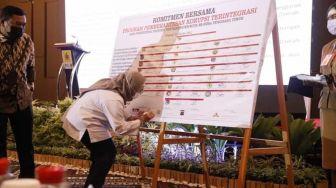 Wakil Ketua KPK Ingatkan Titik Rawan Korupsi pada Rakor Bersama Pejabat