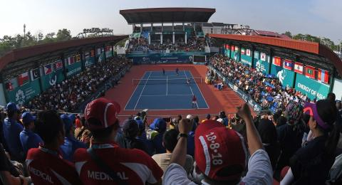 Tenis Indonesia Akui Berat Pasang Atlet Junior di SEA Games 2019