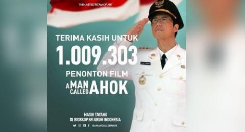 Film A Man Called Ahok, Borong 5 Piala IBOMA