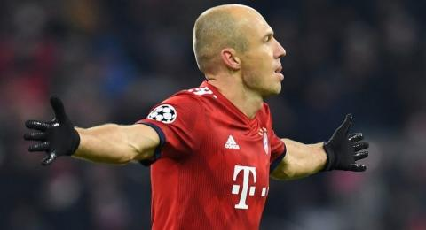 Bayern Vs Liverpool: Robben Menepi, Coman Kembali