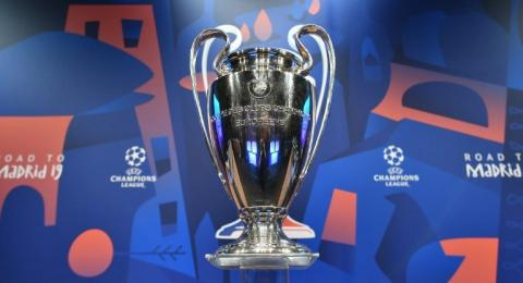 Hasil Drawing Perempatfinal Liga Champions: Man United Jumpa Barcelona!