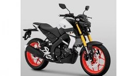 Yamaha MT-15 standar light grey [Yamaha Indonesia]