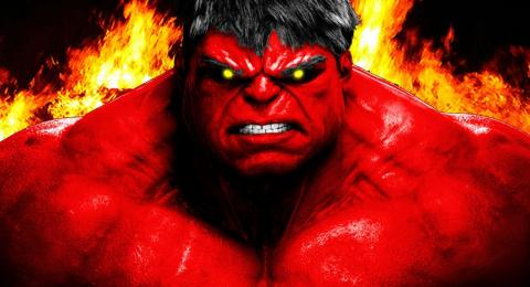 Marvel Bakal Munculkan Red Hulk Perdana di Avengers: End Game?