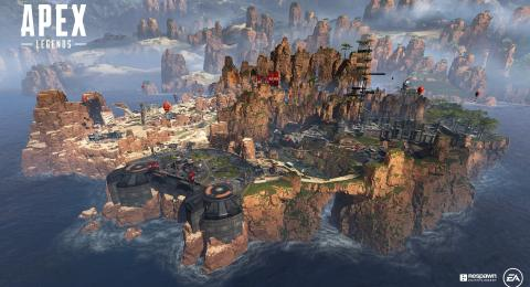 Dunia Apex Legends. (Origin)
