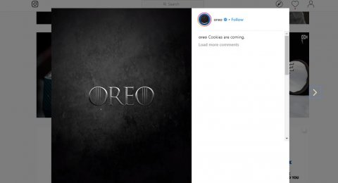Oreo Edisi Spesial Game of Thrones 8 Tiba, Sudah Siap ?