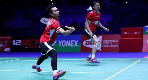Jadwal Siaran Langsung Final All England 2019, The Daddies di Ambang Juara